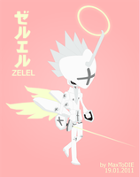 Zelel . The 7th Angel by maxtodie