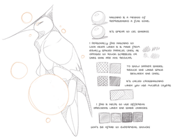 How to use Hatching + Crosshatching by CaptainHarrie