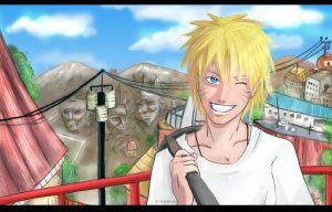 Naruto: Just an ordinary Boy by Agnet