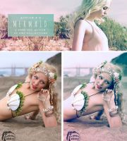 MERMAID - free photoshop action by Swilsonphotos