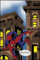web slinger by ThaDook