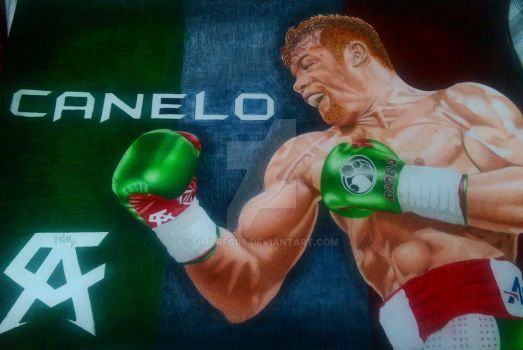 Saul Canelo Alvarez Wallpaper 61213 Loadtve