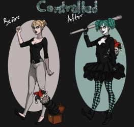 Creepypasta Reference: Controlled by LinzyLovesClowns