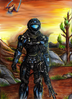Halo: Reach by Art4Games