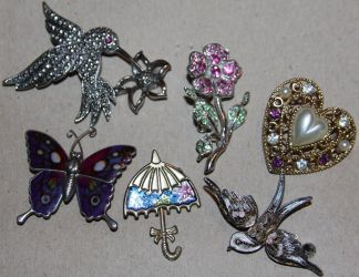 Brooches / Pins For Sale - All Available by Lovely-DreamCatcher