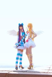 Fly Away - Panty and Stocking by kirawinter