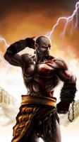 God of War by CKGoksoy