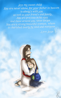 Jess and Jesus by hopful4autobots