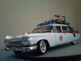 ECTO-1 by imranbecks