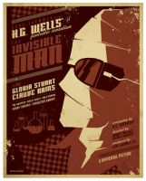 invisible man poster by strongstuff