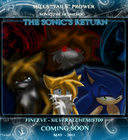 TSR - Poster2011 by SilverAlchemist09