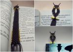 Bookmark: Owl by mdlymee