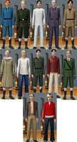 Hetalia Sims 3 + Download by Force-O-Nature