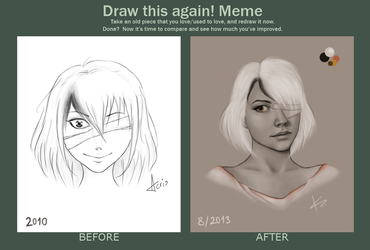 'before and after' meme by Acrisa