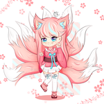 [CLOSED] Cherry Gumiho by chanrin903
