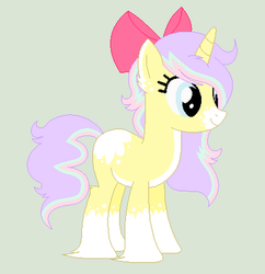 Cute Pastel Pony Adopt CLOSED by Jess4horses