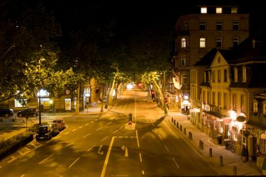 Mainz at night 1 by ChristophMaier