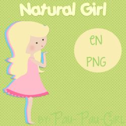 Natural Girl by Pau-Pau-Girl