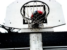 basketball is love by maggiexox3
