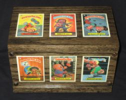 Box 56. Garbage Pail Kids 3. Top by WesleyYoung