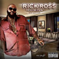 Rick Ross Teflon Don Cd Cover by LaxDesign