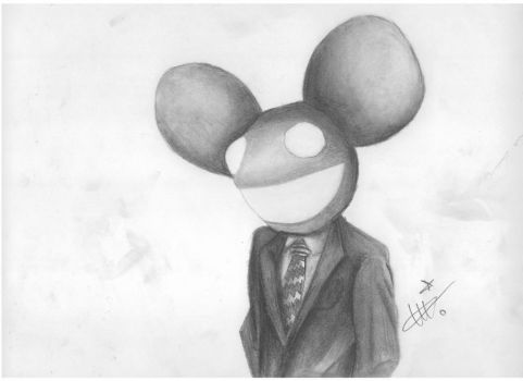 Deadmau5...weird by AkaShiro998