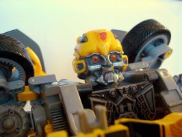 Ultimate Bumblebee by jimdrknght