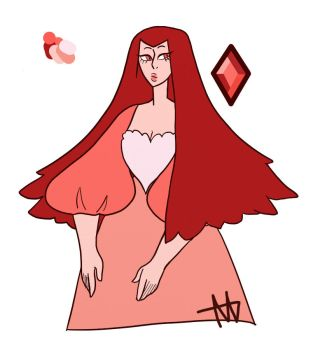 Moussaieff Red Diamond by SpaceReame