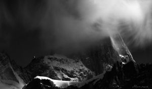 The Howling winds of Patagonia by alexandre-deschaumes