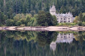 The house on the loch by MaresaSinclair