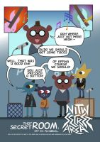 NITW Secret Area : That Secret Room I - Page 1 by FlameRat-YehLon