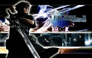 Final Fantasy Versus XIII 2 by CrossDominatriX5