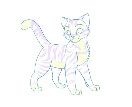 FREE cat base - tabby by AnimeLionessMika