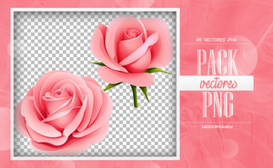 VECTORES | PACK 01 by iAllNightBaby