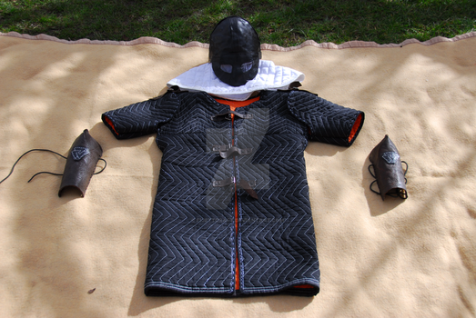 Viking Armour by FijettCraft