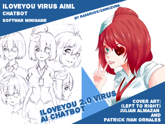 ILOVEYOU 2.0 VIRUS Chatbot AIVN Now on itch.io! by raseru09