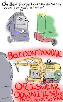 How TGR Should Have Ended by Butterfrogmantis
