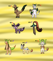 .:PKMNation - Clutch 47 CLOSED:. by Malla123
