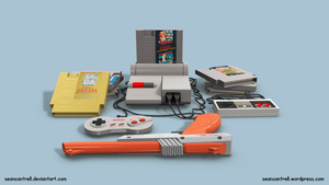Nintendo Collection by seancantrell