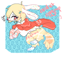 EASTER THEMED EGGPUP DTA // NO MORE ENTERIES by jenisshi