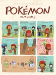 Pokemon Awkward: Ducked Together by DarkKenjie