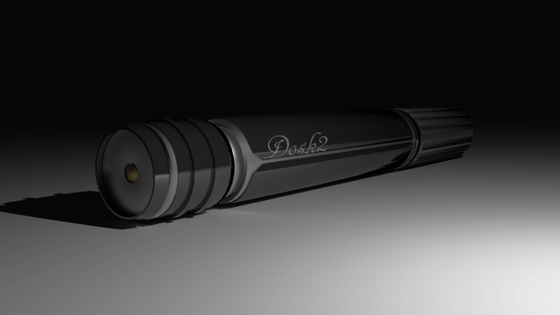 Sith Lightsaber by Mrbacon360