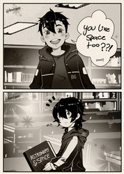 Tiny Sheith by RedRegret