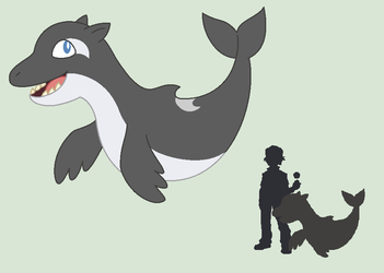 Fakemon: Orcup by srbarker