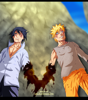 Naruto - New Generation by Gray-Dous