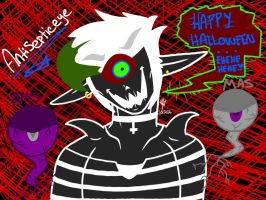 New AntiSepticEye ? (Happy Halloween!) by YaoiLover113