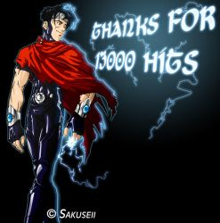 Wiccan thanking you by Sakuseii