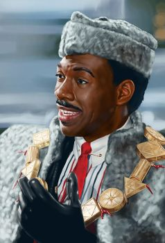 coming to america by traydaripper