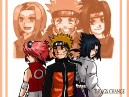 Naruto: Things Change by Nishi06