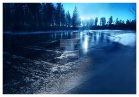ice... II by KariLiimatainen